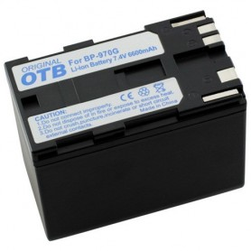 OTB, Battery for Canon BP-970G Li-Ion ON1483, Canon photo-video batteries, ON1483