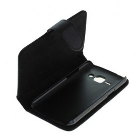 OTB, Bookstyle Case Samsung Galaxy J1 SM-J100 - (Only for J1 first edition, NOT suitable for other editions), Samsung phone c...