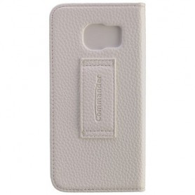 Commander - COMMANDER Bookstyle case with double window for Samsung Galaxy S6 Edge - Samsung phone cases - ON1493
