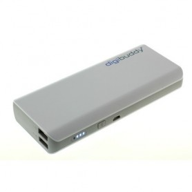 NedRo - PowerBank 11000mAh 1A/2A Power Station - Powerbanks - ON1600