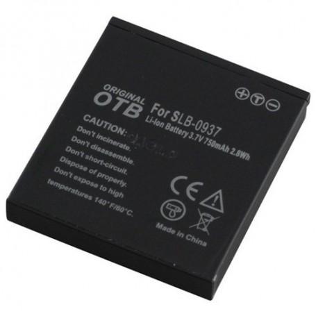 OTB - Battery for Samsung SLB-0937 750mAh - Samsung photo-video batteries - ON1547