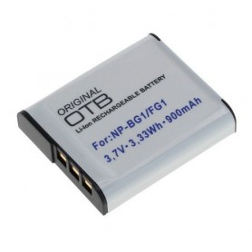 OTB - Battery for Sony NP-BG1 / NP-FG1 Li-Ion - Sony photo-video batteries - ON1548 www.NedRo.us