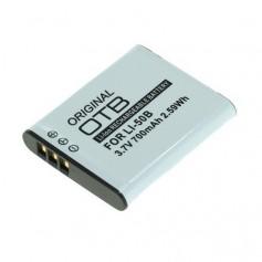 OTB - Battery for Olympus Li-50B / Pentax D-Li92 / Ricoh DB-100 - Olympus photo-video batteries - ON1552
