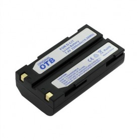 OTB, Battery compatible with Pentax D-Li1 Li-Ion 2200mAh, Pentax photo-video batteries, ON1582, EtronixCenter.com