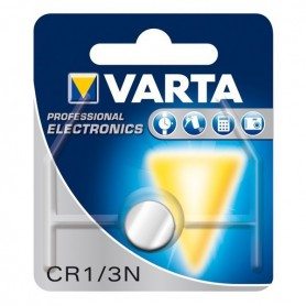 Varta - Varta CR1/3N 6131 170mAh 3V Button cell battery - Button cells - BS077-CB