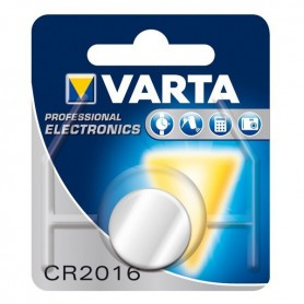 Varta - Varta Battery Professional Electronics CR2016 6016 - Button cells - BS166-CB www.NedRo.us