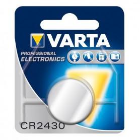 Varta, Varta Battery Professional Electronics CR2430 6430, Button cells, BS168-CB