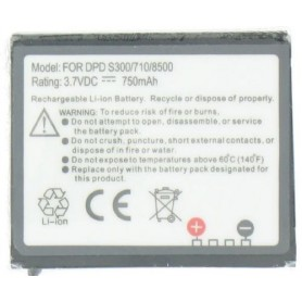 NedRo, 8500/DOPOD Battery for Qtek S300 Li-Ion P025, PDA batteries, P025