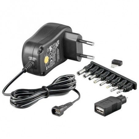 OTB - Multi Switching power supply stabilized AC/DC 1000mA - Plugs and Adapters - ON1690