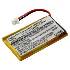 OTB, Battery for Plantronics 64327-01 Li-Polymer, Electronics batteries, ON1698, EtronixCenter.com