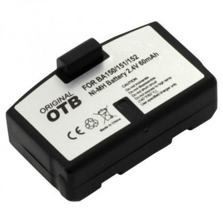 OTB - Battery for Sennheiser BA 150 / BA 151 / BA 152 NIMH - Electronics batteries - ON1699