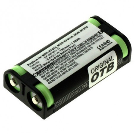 OTB - Battery for Sony BP-HP550-11 NiMH - Electronics batteries - ON1713