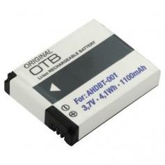 Battery for GoPro HD Hero Li-Ion 1100mAh