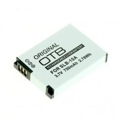 OTB - Battery for Samsung SLB-10A / JVC BN-VH105 750mAh - Samsung photo-video batteries - ON1760