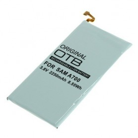 OTB, Battery for Samsung Galaxy A7 SM-A700 Li-Ion ON1761, Samsung phone batteries, ON1761, EtronixCenter.com