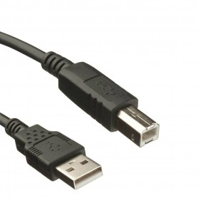unbranded, USB 2.0 A - B Printer Cable, Printer cables, 5009-CB