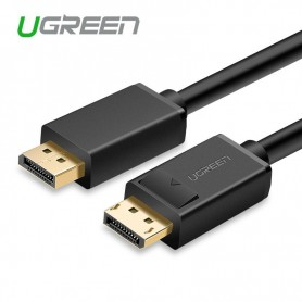 UGREEN - Displayport DP Male to Displayport Male cable - Displayport and DVI cables - UG343-CB