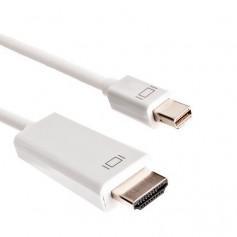 Mini DisplayPort to HDMI Male Cable