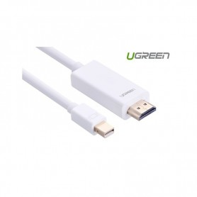 UGREEN, Mini Dislayport DP Male HDMI Male cable, Displayport and DVI cables, UG330-CB