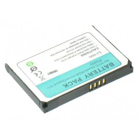 Oem - Battery For The HTC Touch Battery Pack Li-ion P024A - HTC phone batteries - P024A