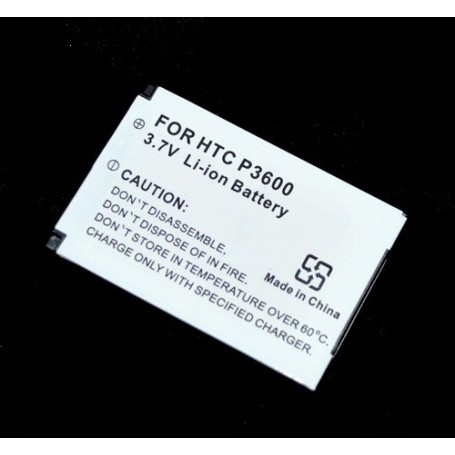 NedRo, Battery for HTC Touch Li-Ion Slim P023, HTC phone batteries, P023, EtronixCenter.com
