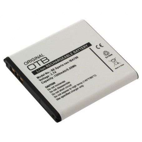 Oem - Battery for Sony Ericsson BA700 Li-Io ON102 - Sony phone batteries - ON102