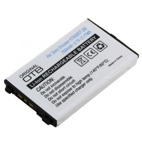 NedRo - Battery for Sony Ericsson BST-30 Li-Ion - Sony phone batteries - ON103 www.NedRo.us
