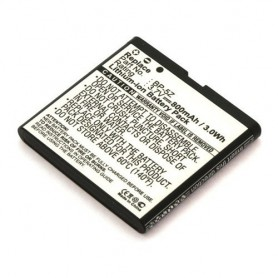 NedRo, Battery for Nokia BP-5Z Li-Ion ON157, Nokia phone batteries, ON157, EtronixCenter.com