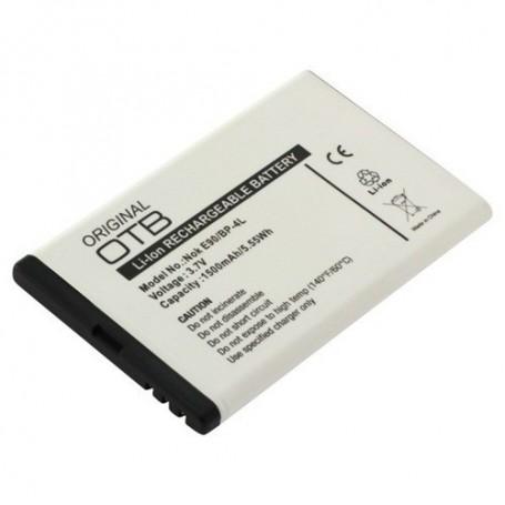 NedRo - Battery for Nokia BP-4L Li-Ion - Nokia phone batteries - ON165 www.NedRo.us