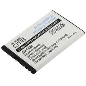 NedRo, Battery for Nokia 603 / Asha 303 / Lumia 610 / Lumia 710 ON166, Nokia phone batteries, ON166
