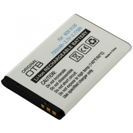 NedRo - Battery for Nokia BL-4C Li-Ion ON197 - Nokia phone batteries - ON197 www.NedRo.us