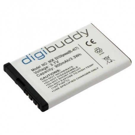 OTB, Battery for Nokia 5310/5630/7310/2720 fold/X3 BL-4CT ON204, Nokia phone batteries, ON204, EtronixCenter.com