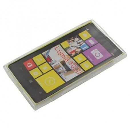 OTB, TPU case for Nokia Lumia 1020, Nokia phone cases, ON629-CB, EtronixCenter.com