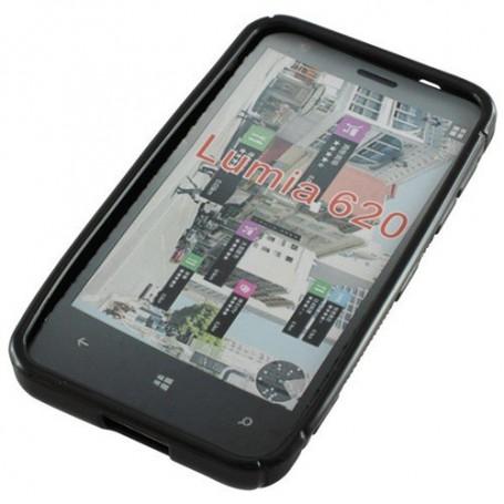OTB, TPU case for Nokia Lumia 620, Nokia phone cases, ON763, EtronixCenter.com