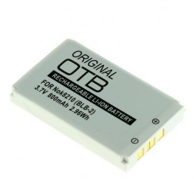 Battery for Nokia BLB-2 Li-Ion 800mAh