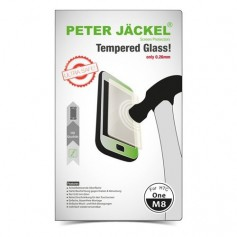 Peter Jäckel - Peter Jackel HD Tempered Glass for HTC One (M8) - HTC tempered glass - ON2538