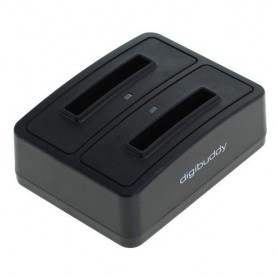 OTB - Dual Battery Chargingdock 1302 for Nokia BL-5C / BL-5B - Ac charger - ON2552