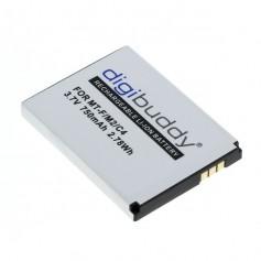 Battery for AVM FRITZ!Fon MT-F Li-Ion