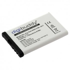 OTB, Battery for Nokia 6303 classic/6730 /5220xm (BL-5CT) ON2191, Nokia phone batteries, ON2191, EtronixCenter.com