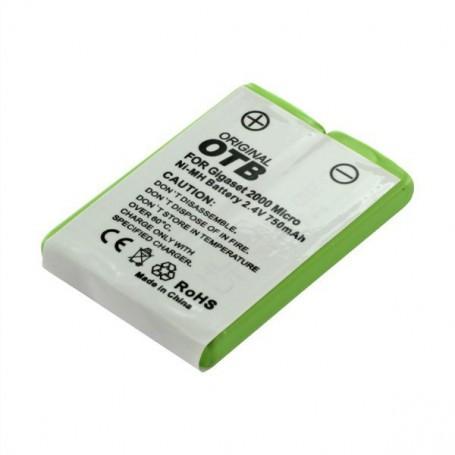 OTB - Battery for Siemens Gigaset 2000 NiMH ON2256 - Siemens phone batteries - ON2256