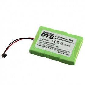 OTB, Battery for Siemens Gigaset 3000 Micro NiMH ON2257, Siemens phone batteries, ON2257, EtronixCenter.com