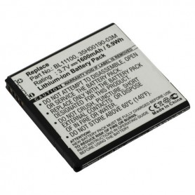 OTB, Battery for HTC BA S800 Li-Ion ON2307, HTC phone batteries, ON2307, EtronixCenter.com