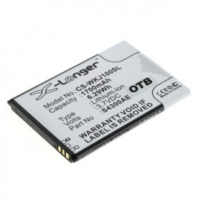 OTB - Battery for Wiko Jimmy 1700mAh Li-Ion ON2649 - Wiko phone batteries - ON2649 www.NedRo.us
