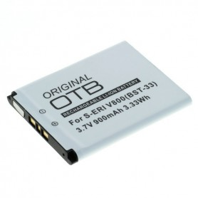 NedRo - Battery for Sony Ericsson K800/V800/W900/P990 BST-33 - Sony phone batteries - ON2828 www.NedRo.us