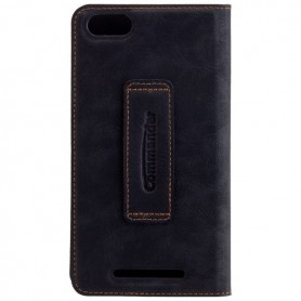 Commander, COMMANDER Bookstyle case for Wiko Lenny 3, Wiko phone cases, ON3590, EtronixCenter.com