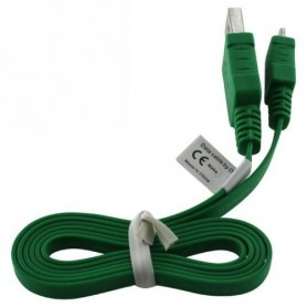 OTB, Micro USB Data Cable Ultra Flat, USB to Micro USB cables, ON074-CB