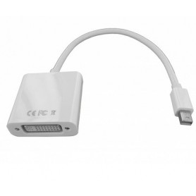 NedRo, Mini DisplayPort to DVI female Adapter Cable for Apple MacBook, DVI and DisplayPort adapters, YPC297-CB