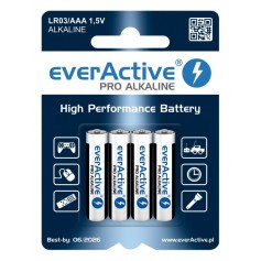 EverActive - LR03 AAA everActive Pro 4x-Blister pack - Size AAA - BL210