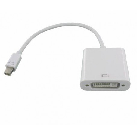 Oem - Mini DisplayPort to DVI female Adapter Cable for Apple MacBook - DVI and DisplayPort adapters - YPC297-CB