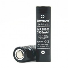 KeepPower, Keepower IMR18650 Rechargeable Battery NH1835, Size 18650, NK175-CB